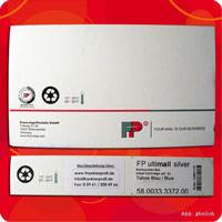 Francotyp Postalia Kartuschen-Set 580033337200 für ultimail silber