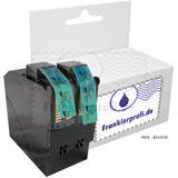 Frankierprofi Tintenkartusche blau für Neopost IS-440 / IS-480 Frankiersystem